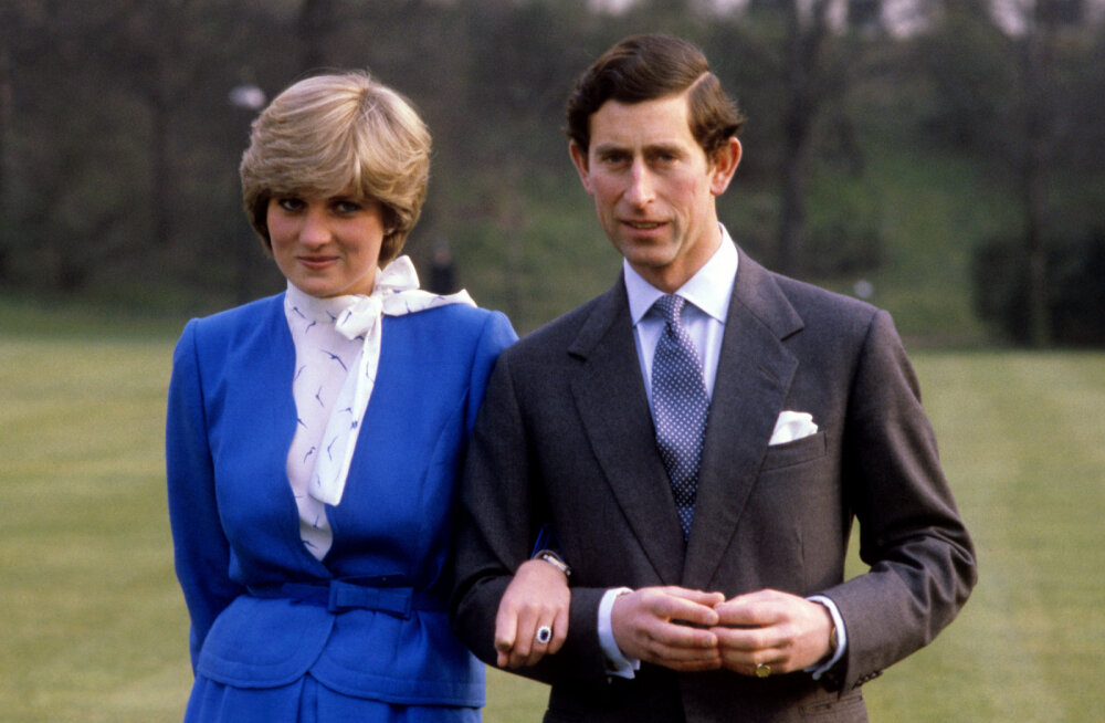 Printsess Diana kurtis kuningannale prints Charlesi salasuhtest, ent sai jahmatava vastuse