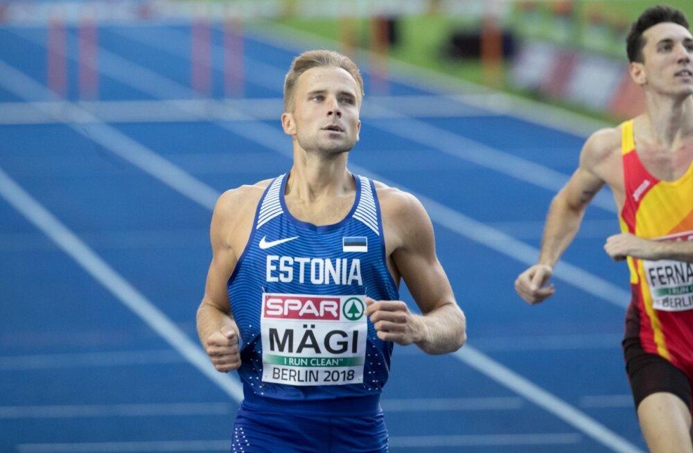 Rasmus Mägi jaoks on tänavune hooaeg on olnud ootamatult keeruline.
