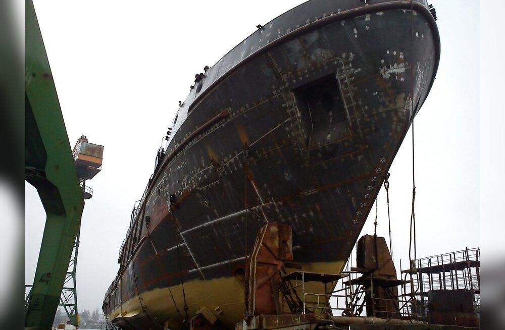 reostustõrje laev