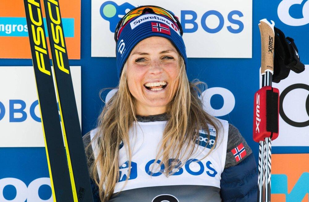 Therese Johaug: olümpiakuld pole enam nii oluline minu jaoks