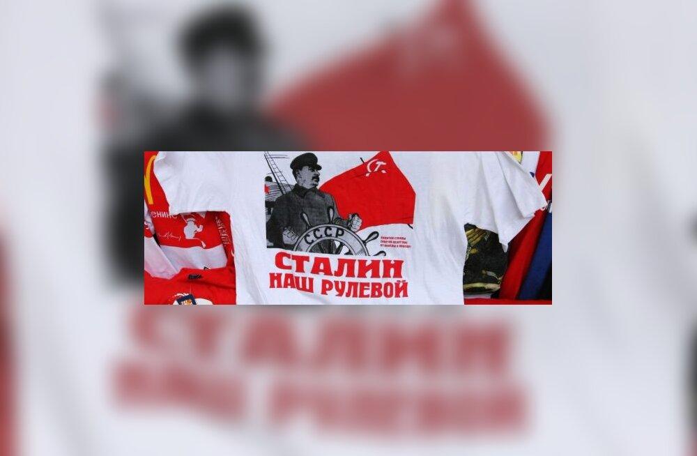Veteranide nõukogu nõudis Stalini kriitikale lõppu