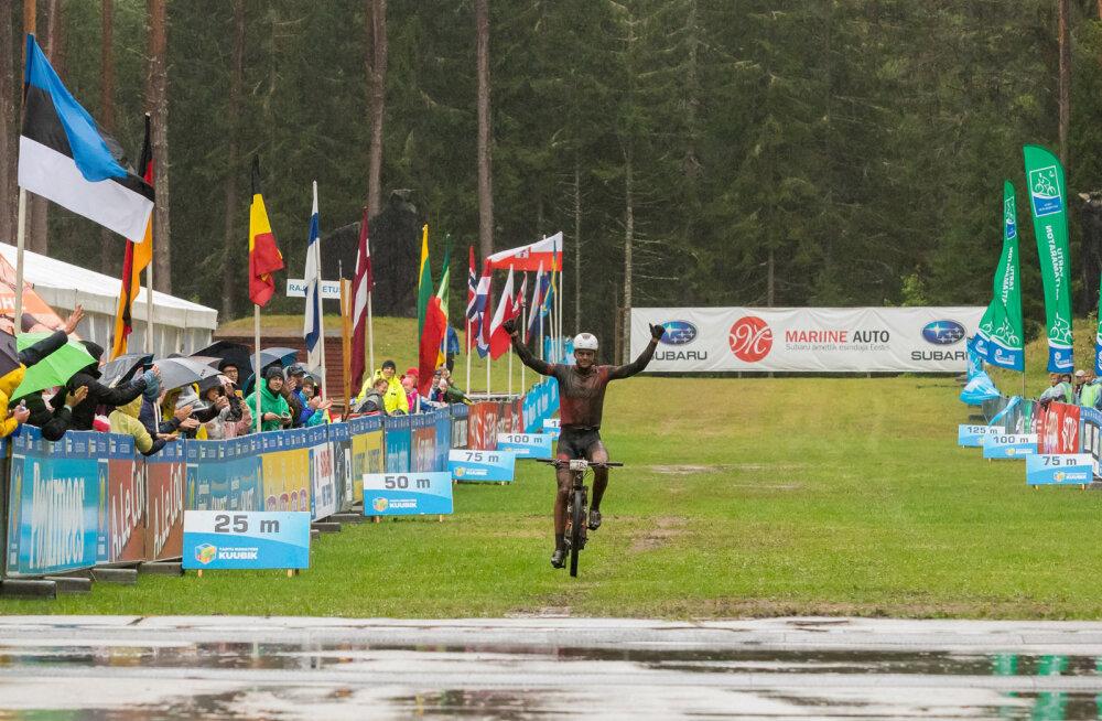 Tartu rattamaratonil on oodata intrigeerivat Eesti-Läti duelli, sõitma tuleb ka president Kersti Kaljulaid