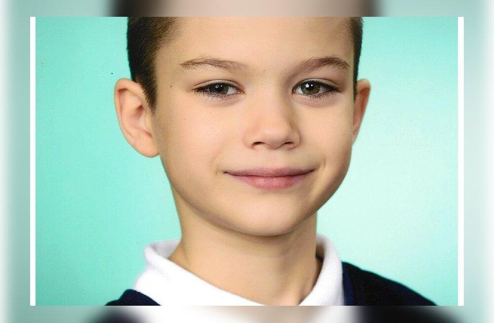 Politsei leidis 9-aastase Andrei