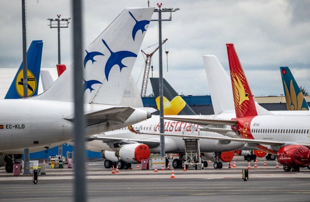 Европейские авиакомпании призывают аэропорты снизить сборы