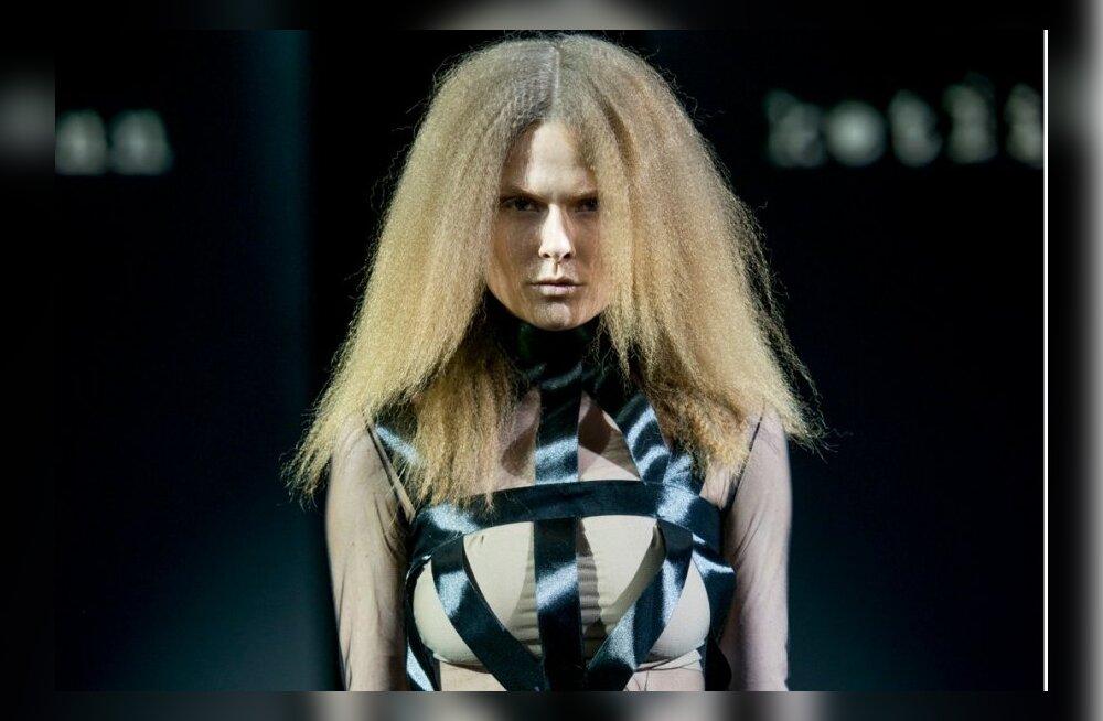 Tallinn Fashion Week: Ketlin Bachmanni kollektsioon näitas tõelist naist!