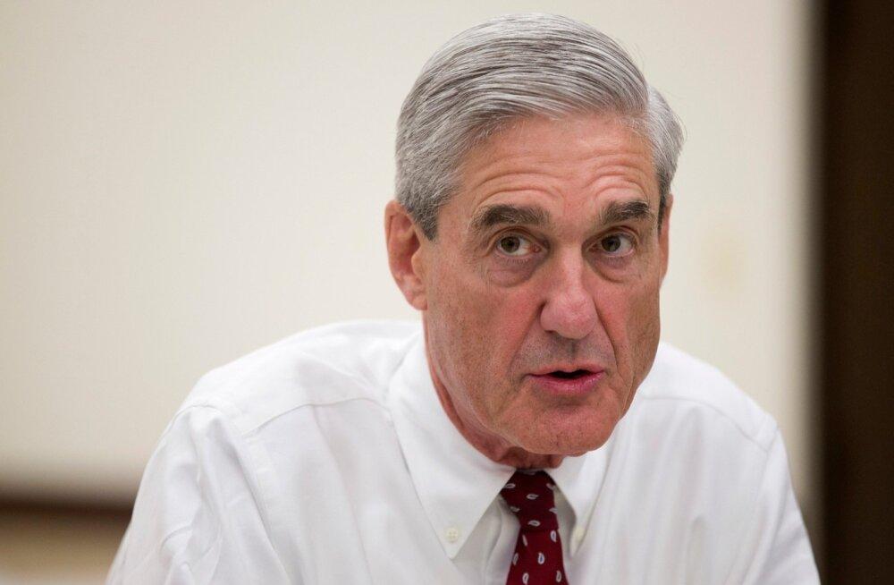 Allikad: Trump nõudis juunis Venemaa valimistesse sekkumist uuriva eriprokurör Muelleri vallandamist