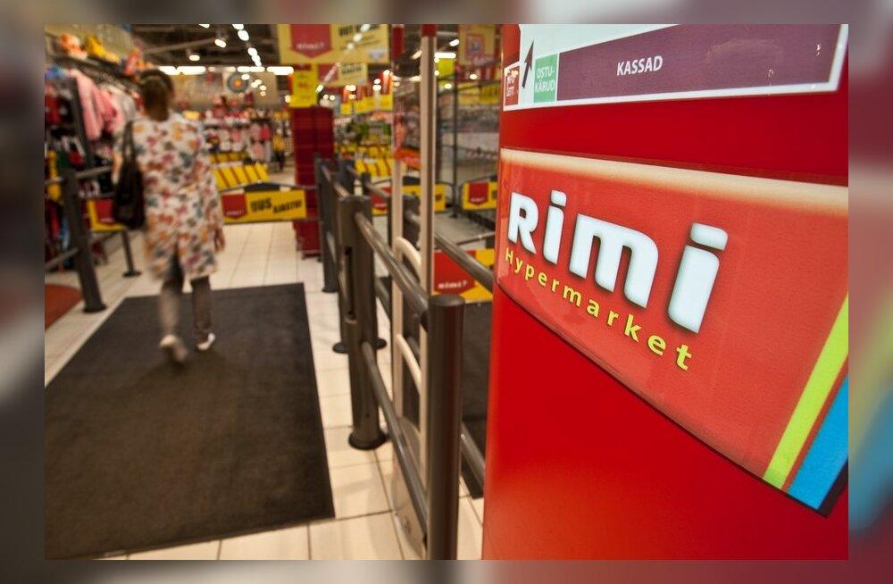 Rimi juht: tarbijad valivad soodsamaid tooteid
