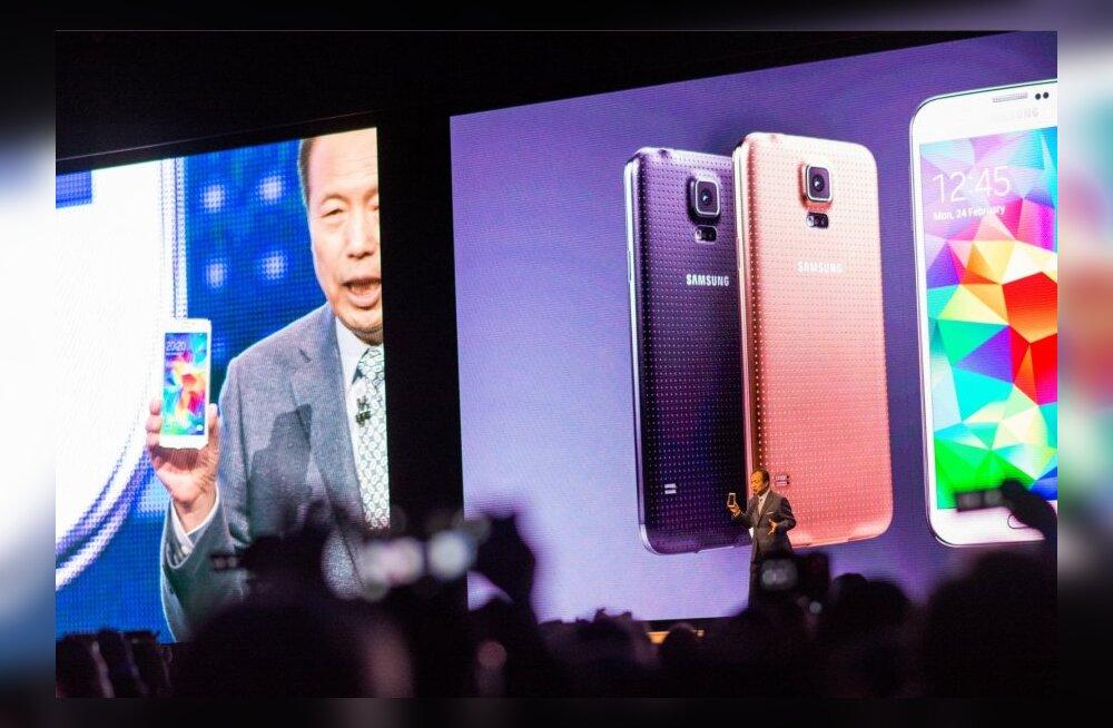 Samsung esitles Galaxy S5-e