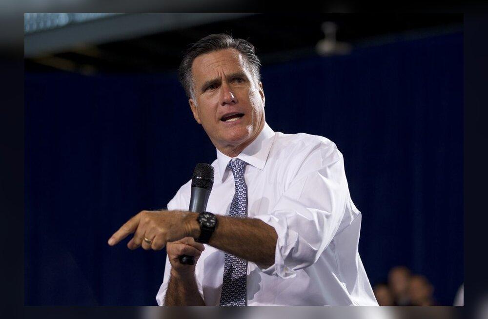 Ромни обещает американцам 12 млн новых рабочих мест