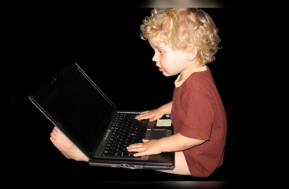 Kuidas lapsi internetis varitsevate ohtude eest kaitsta?