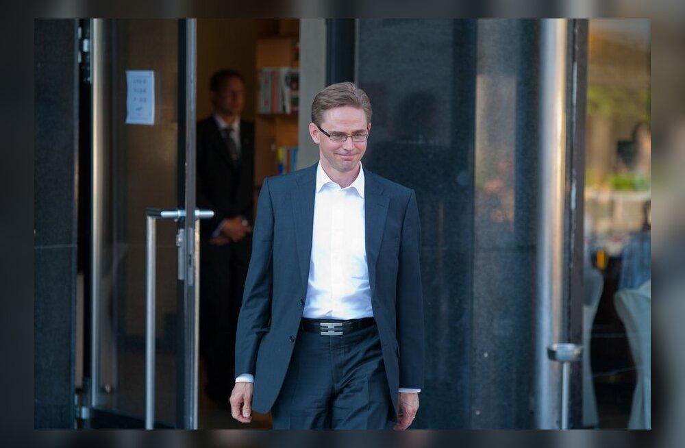 Премьер-министр Финляндии: и мы заинтересованы в строительстве Rail Baltica