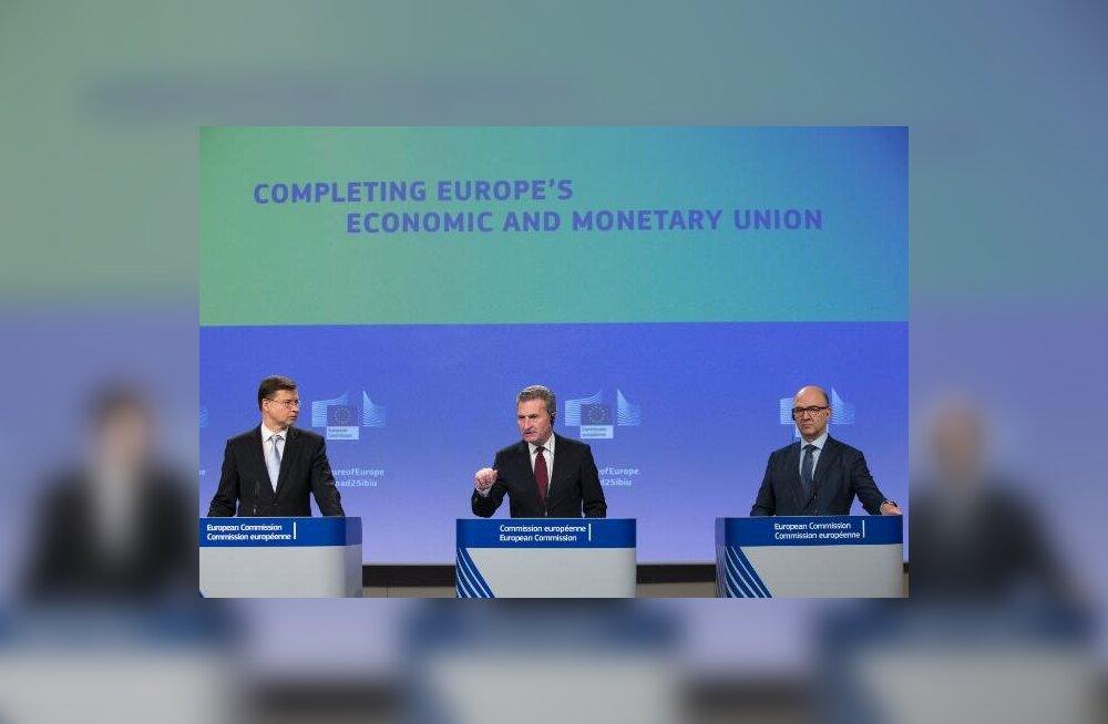 Euroopa Komisjoni euroala reformimise ambitsioonikas plaan kui Brežnevi pakike
