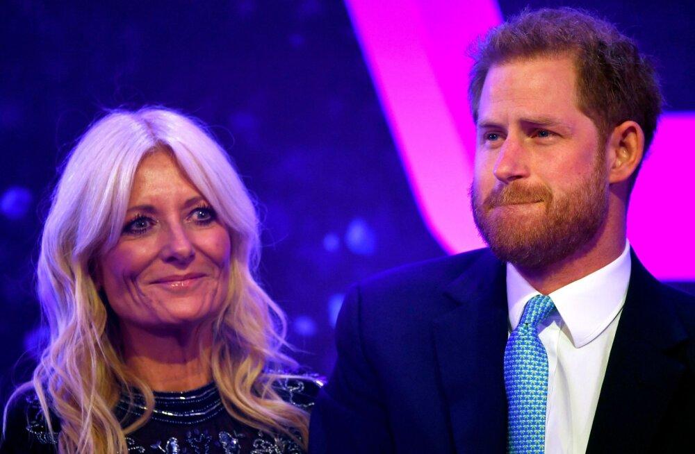 VIDEO   Võtab hingetuks! Prints Harry puhkes pojast rääkides emotsionaalselt nutma