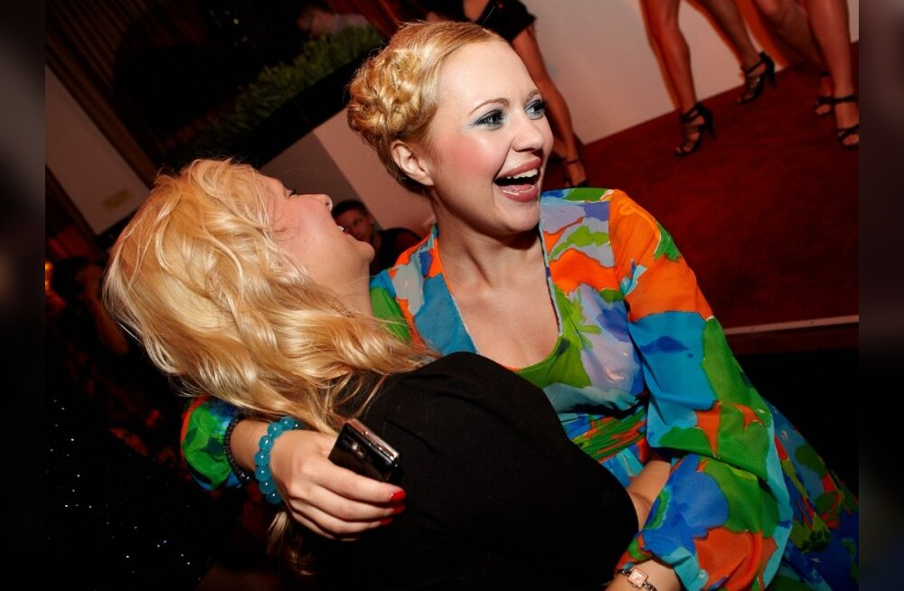 "ФОТО: Галоян побывала на показе белья ""Style Express"""