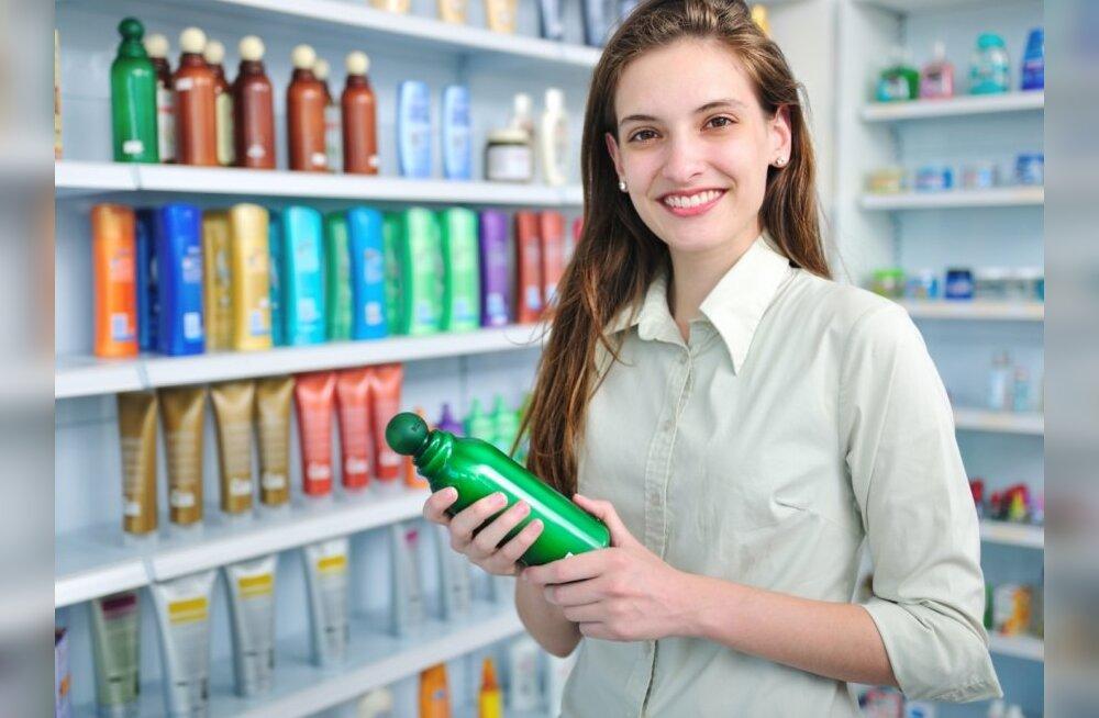 10 saladust, mida kosmeetikapoe müüja sulle ei avalda