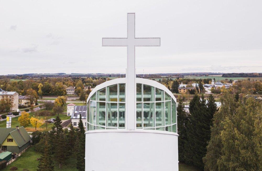 EELK Jõgeva koguduse uus kirikuhoone