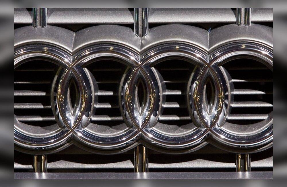 VIDEO: Stanfordi ülikooli isesõitev Audi TTS kihutas 193 km/h!