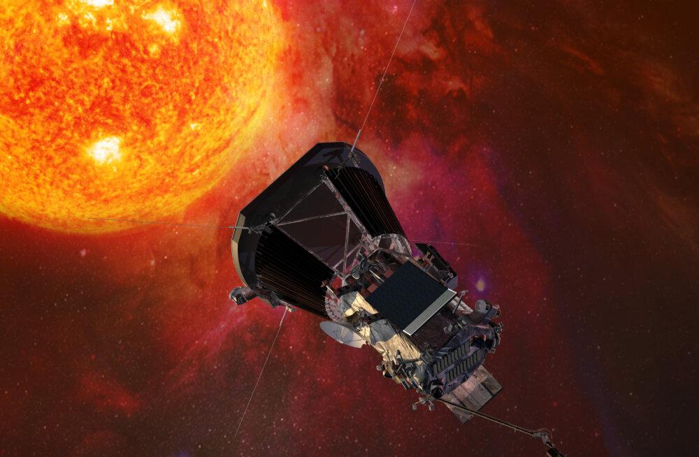 NASA saadab kosmosesondi Päikesele nii lähedale, et see saab asuda uurima tähega seotud suuri mõistatusi