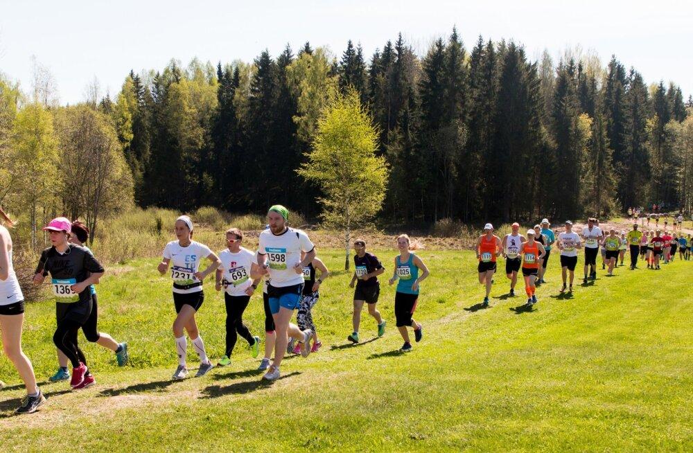 Pühapäeval otsepilt | Tartu Maastikumaratoni üritustele on tänavugi oodata ligi 10 000 liikumissõpra