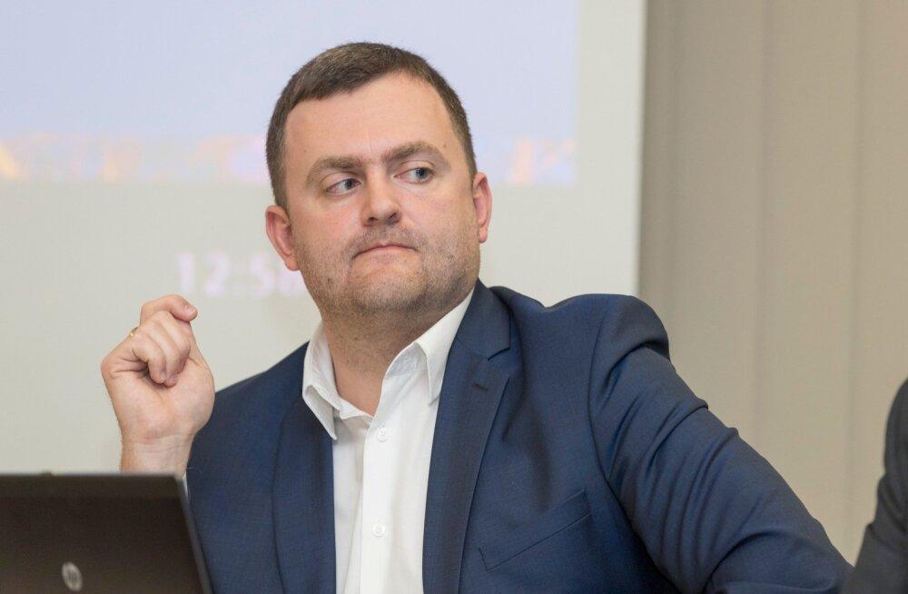 Maksu- ja tolliameti (MTA) peadirektori asetäitja Rivo Reitmann