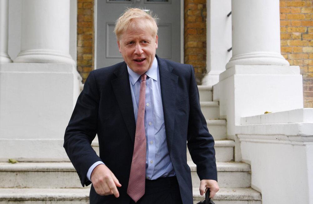 Briti peaministrikandidaat Johnson läheb Brexiti kohta valetamises süüdistatuna kohtu alla