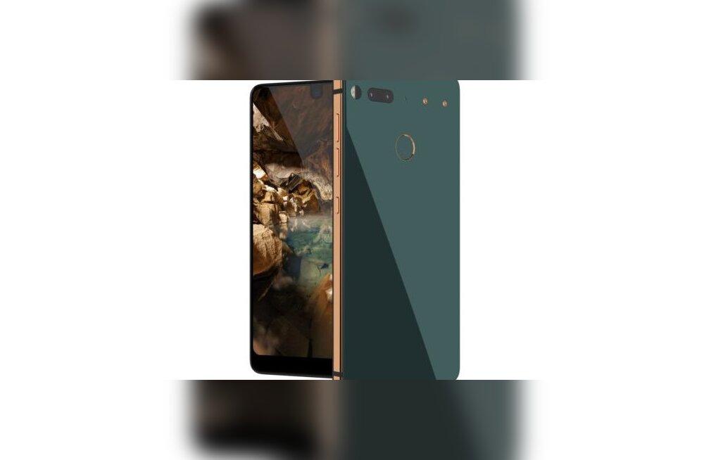 Androidi isa uus telefon haihtus enne ilmumist. Tootja lubab samas juba järgmist mudelit