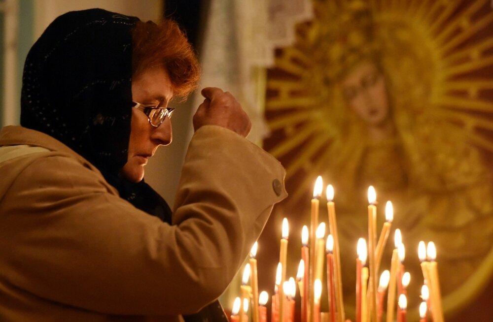 BELARUS-RELIGION-EASTER-ORTHODOX