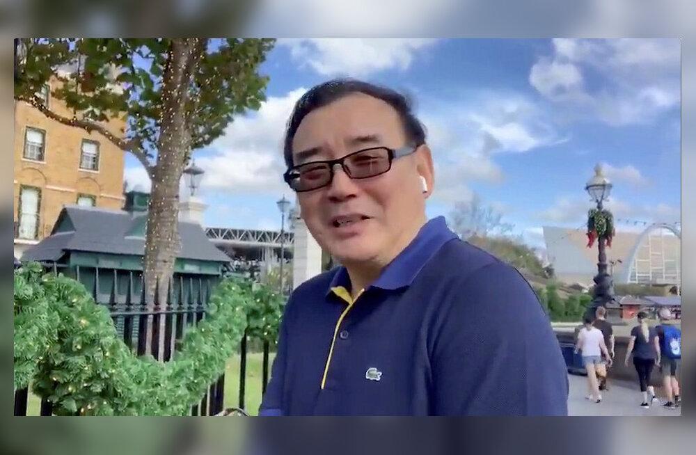 Hiina vahistas spionaažis süüdistatuna ametlikult Austraalia kodanikust kirjaniku Yang Hengjuni