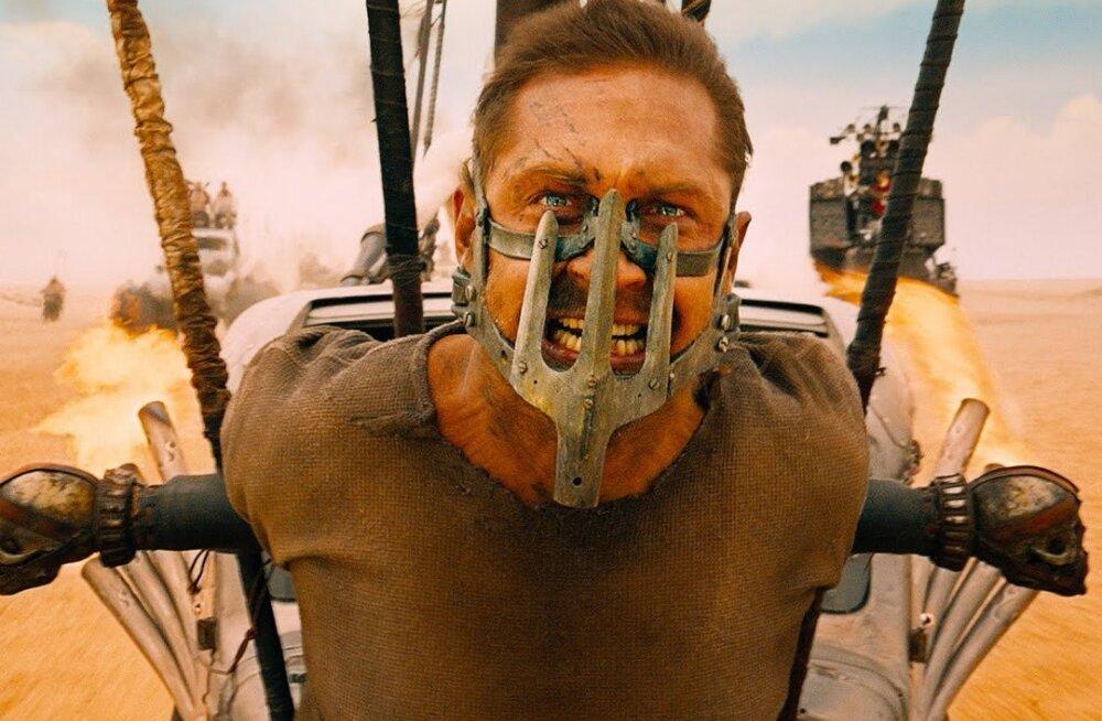 """10 üllatavat fakti kuus Oscarit võitnud """"Mad Max: Raevu tee"""" kohta"""