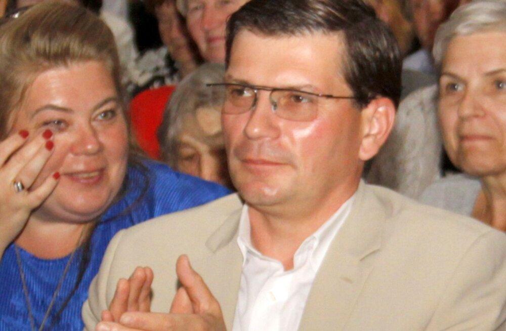 Бывший мэр Муствеэ Макс Каур об административной реформе: Причудье засверкает новыми красками