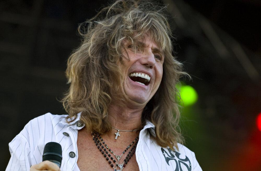 Eestisse tulema pidanud Whitesnake tühistab David Coverdale'i ootamatu operatsiooni tõttu kõik planeeritud etteasted: loodetavasti kohtume veel tulevikus