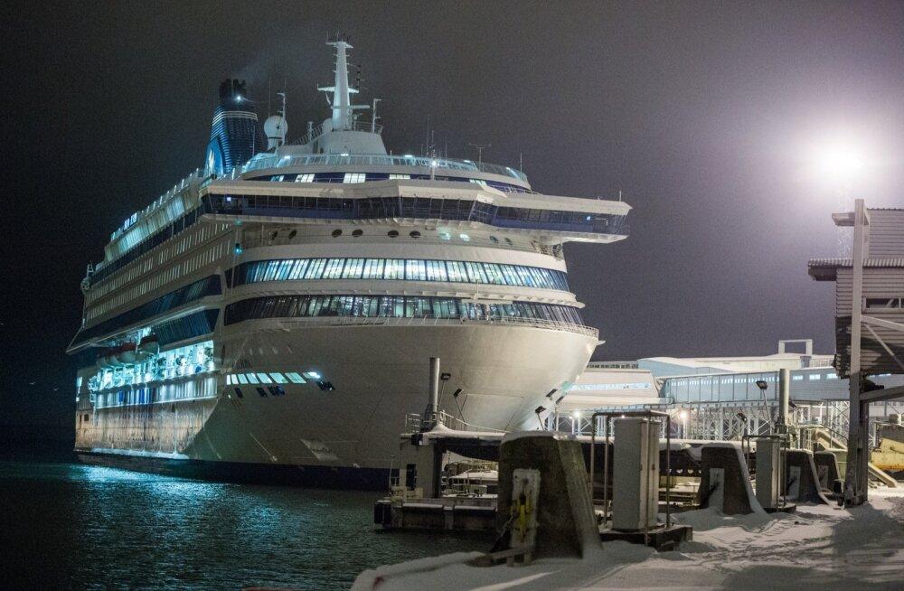 Silja Europa naaseb Austraaliast Tallinn-Helsingi liinile