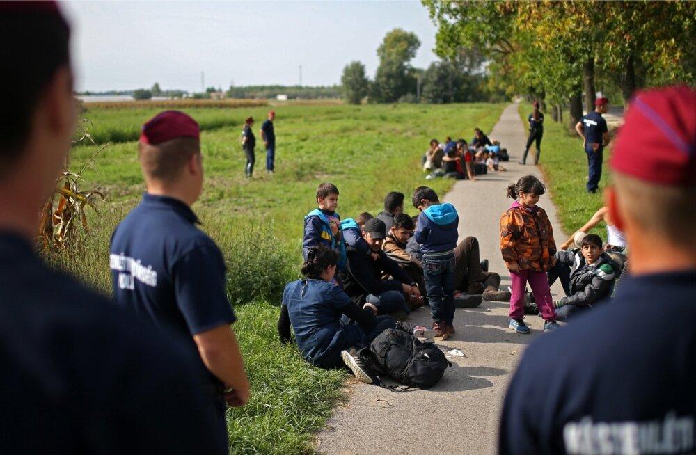 Esimesed pagulased jõuavad Eestisse ilmselt 2016. aasta algul