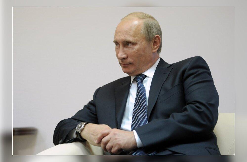 Konfutsiuse rahupreemia laureaadiks kuulutati Vladimir Putin