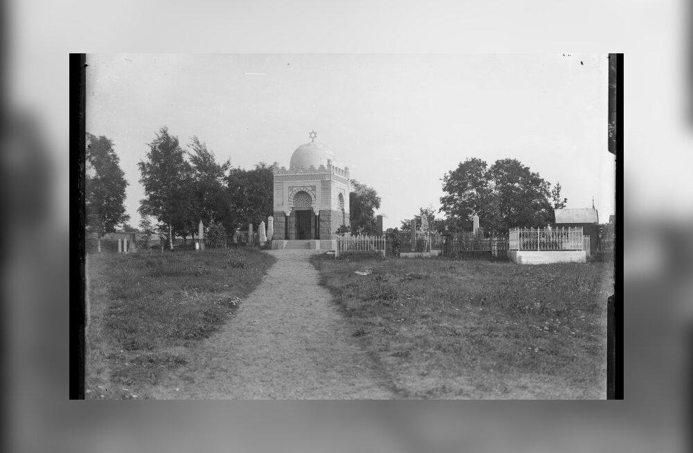 Забытый Таллинн: Как красивый мавзолей превратился в обычную парковку. История старого еврейского кладбища в Таллинне