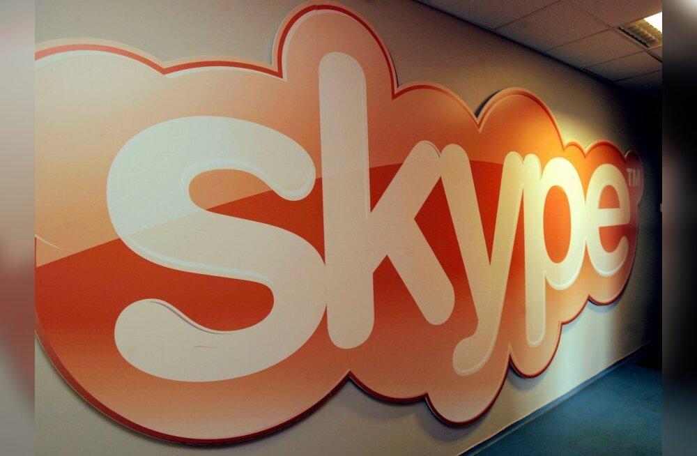 Skype' Eesti üksuse tulud ja kasum paisusid