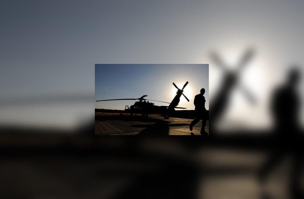 kopter, Afganistan, sõjavägi, sõdurid, lennuvägi