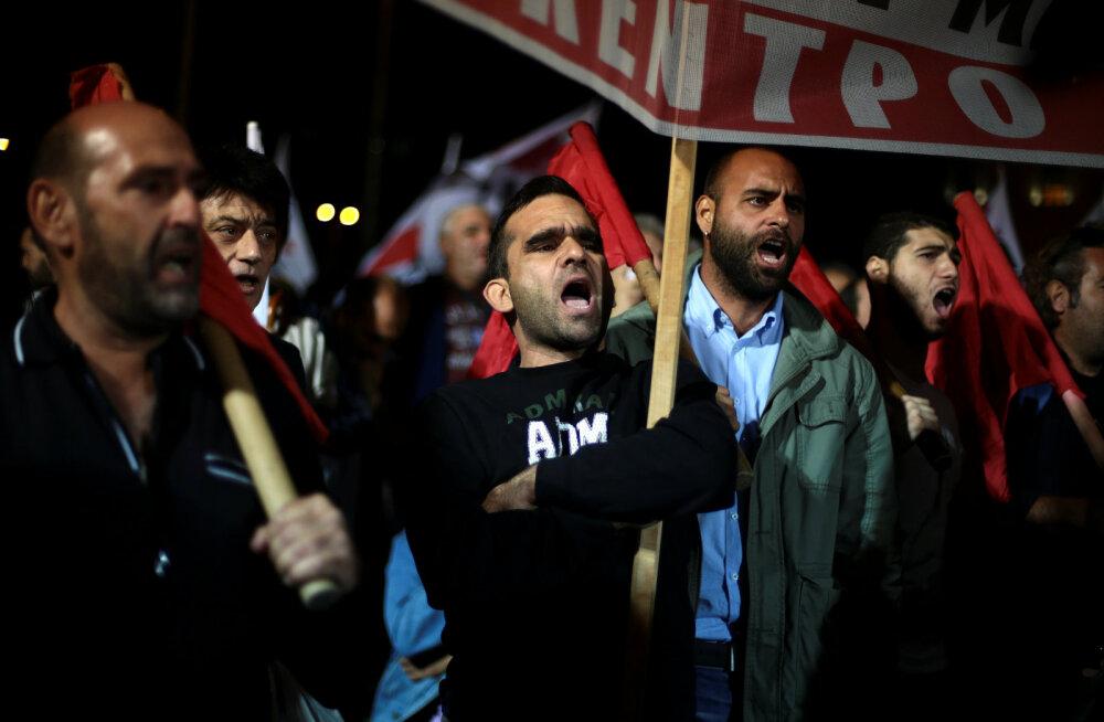 IMF: Kreekal on vaja kasvusõbralikku eelarvet, mitte kasinust