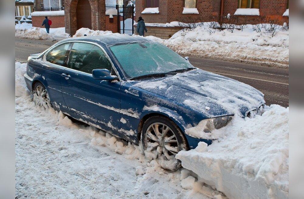 Hangede eel on autot lihtsam ette valmistada kui nende ajal