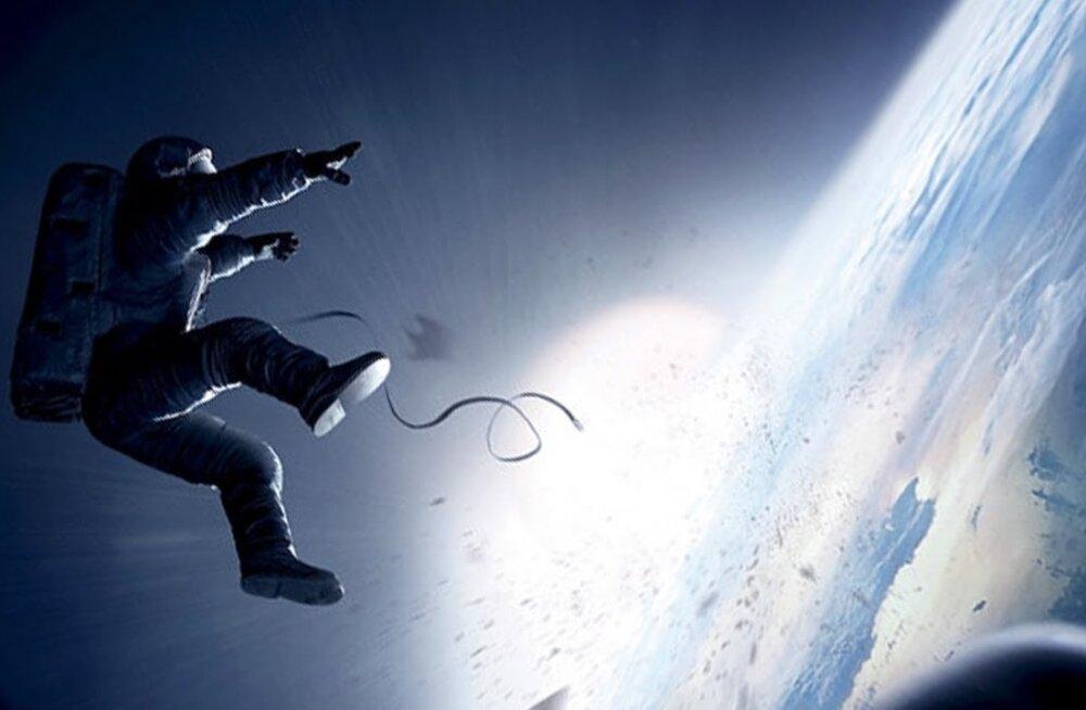 """""""Appi, mu skafander lekib!"""" ehk miks ei tohi kosmosevaakuumis hinge kinni hoida"""