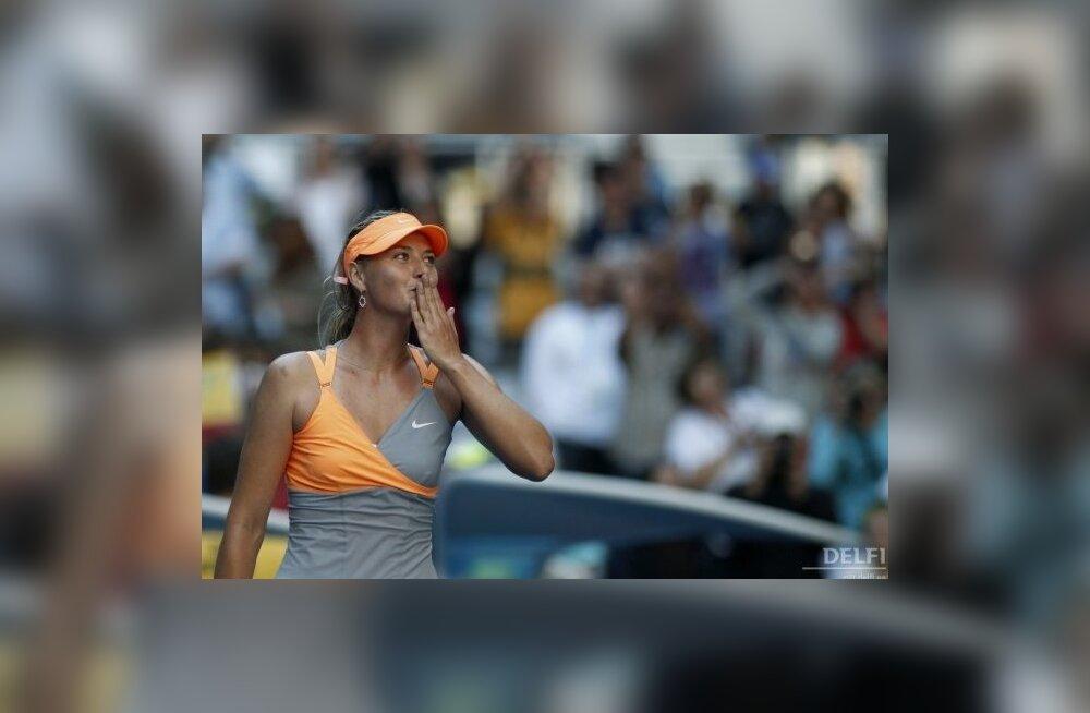 Maria Šarapova, tennis