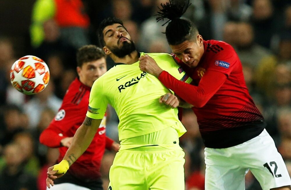 Manchester United vs FC Barcelona