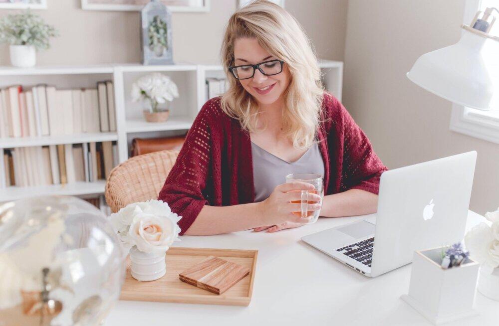Eksperdid soovitavad: seda ajakava järgides oled kodukontoris eriti produktiivne ja kõik vajalik saab tehtud
