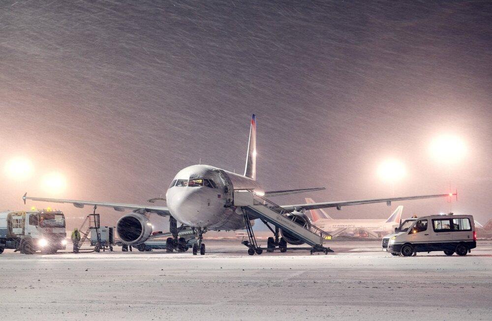 Talvevõlumaa või jäätunud põrgu ehk Kuidas lennujaamad lumega toime tulevad?
