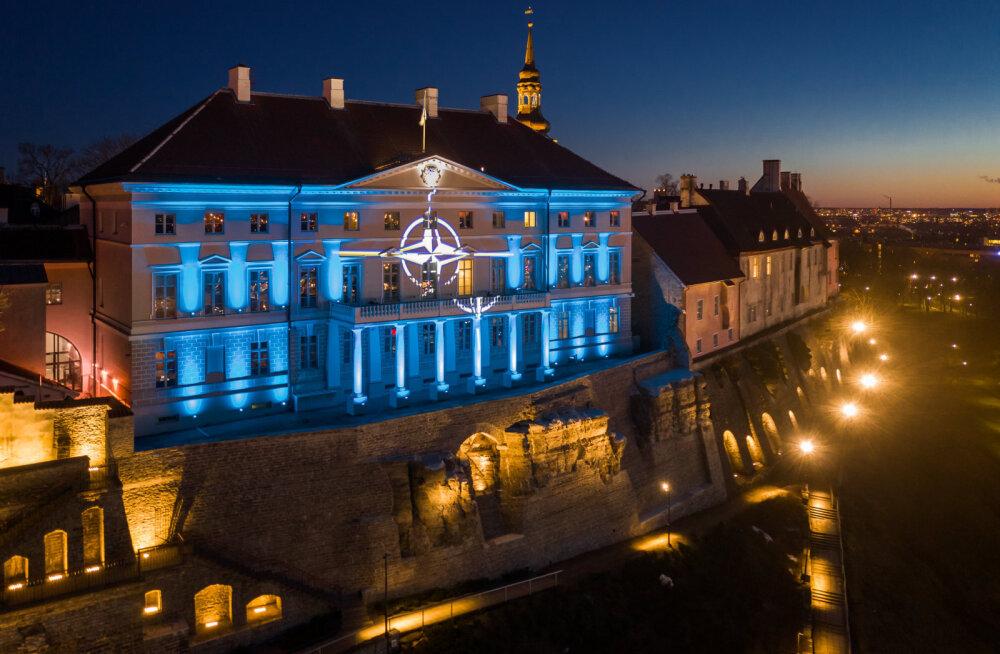 Эстония празднует 15-летие вступления в НАТО