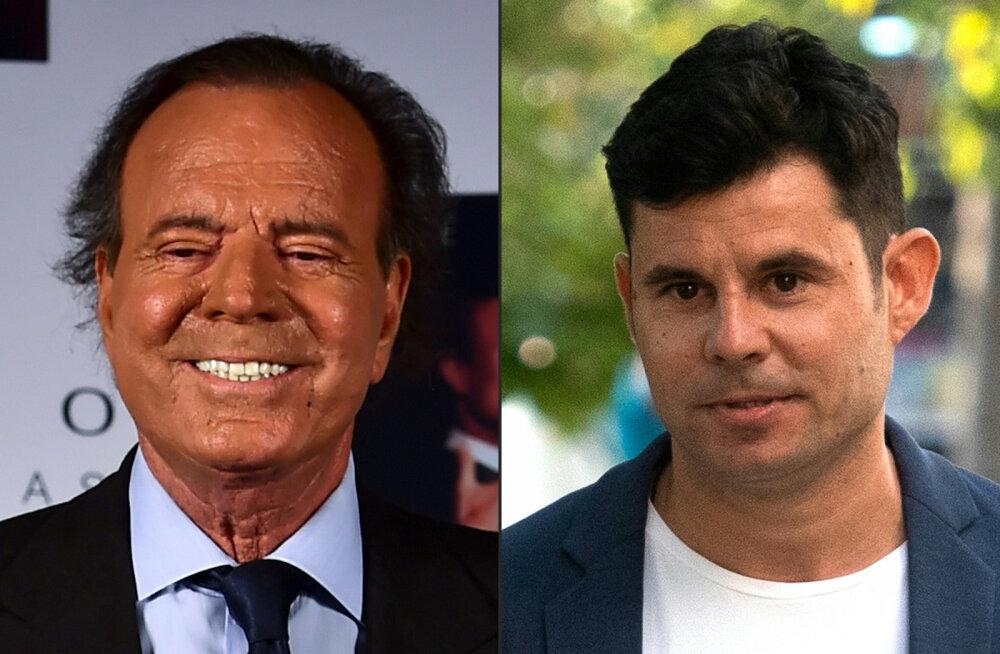 Uskumatu, kuid tõsi! Hispaania kohus otsustas, et Enrique Iglesiasel on 43-aastane poolvend