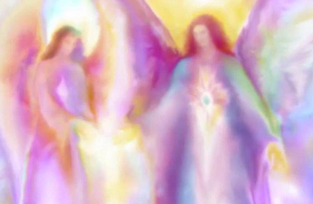 10 armastust, rõõmu ja tuge pakkuvat sõnumit sinu kaitseinglitelt