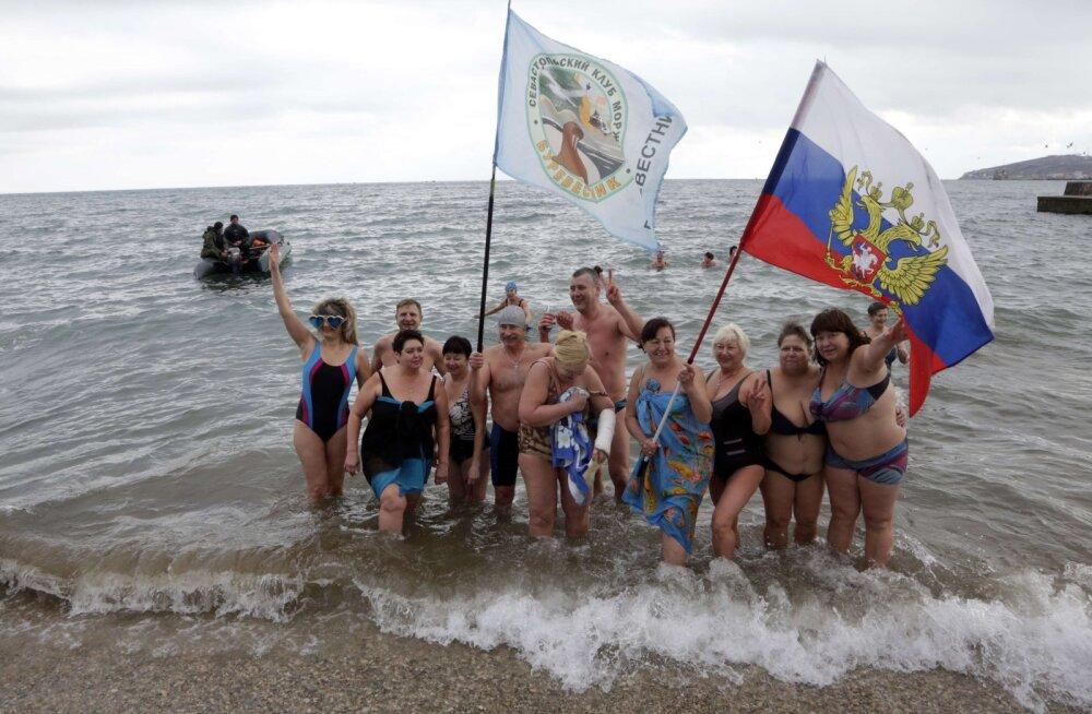 Крым. Февраль 2015
