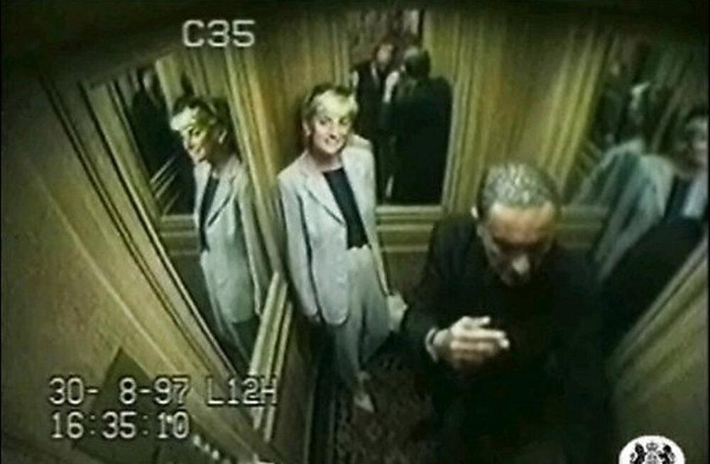 Printsess Diana ja Dodi Al-Fayedi viimased tunnid