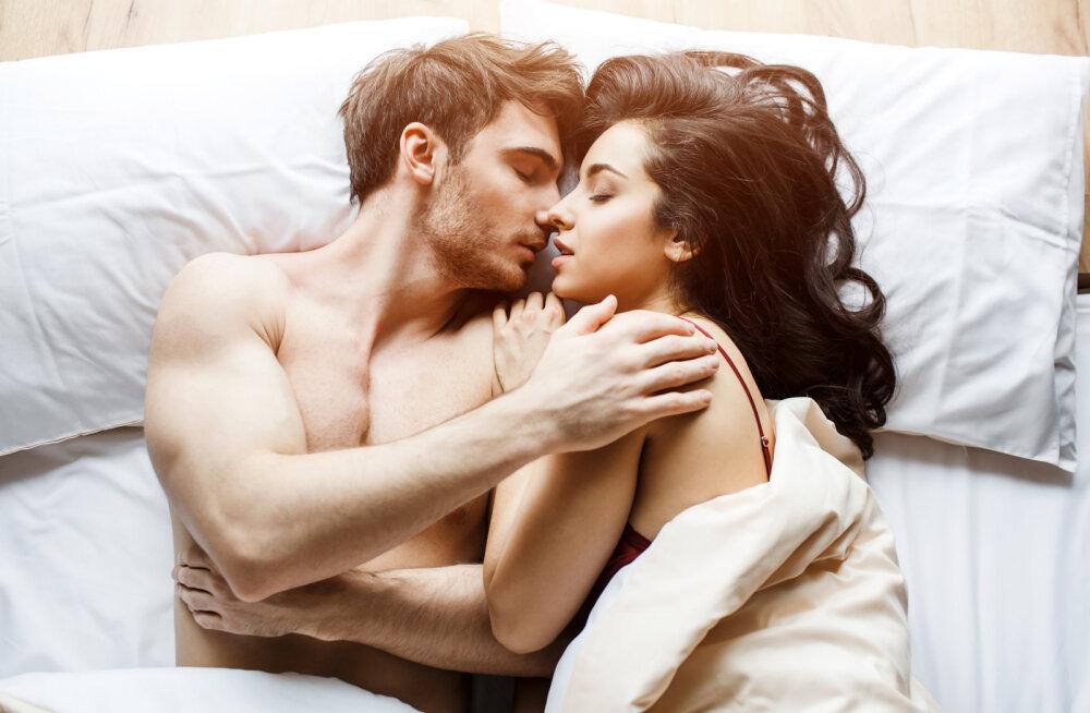 7 видов секса, которые действительно нравятся женщинам